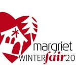 Styling van de chalets op de Margriet Winter Fair 2009