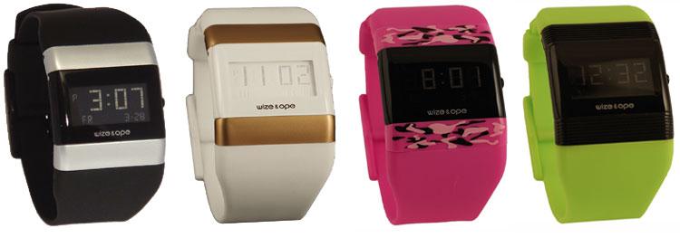 je eigen horloge samenstellen met wize ope. Black Bedroom Furniture Sets. Home Design Ideas