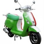 Italiaanse scooters