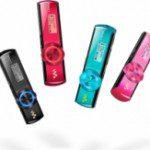 Nieuwe mp3 Sony Walkman