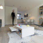 Flexibele salontafel, de REK-coffeetable van Reinier de Jong