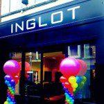Inglot Cosmetics opent nieuwe winkels