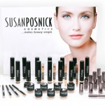 Minerale make-up van Susan Posnick Cosmetics