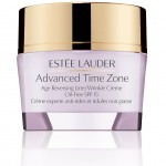 Estée Lauder; Advanced Time Zone en Resilience Lift Oil-Free