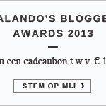 Zalando's Blogger Awards 2013