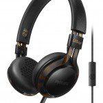 Nieuwe Philips hoofdtelefoonserie; Frames