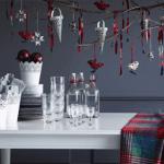 Met IKEA maak je een originele kersttafel