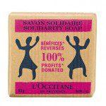 L'Occitane zeep voor Internationale Vrouwendag