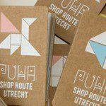 Shop route app voor Utrecht