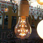 Warm LED licht bestaat