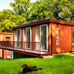 Architectonische trend: Wonen in een container