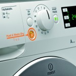 Indesit wasmachine en droger in-een