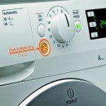 Indesit wasmachine en droger in-een