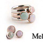 Test; MelanO-Colours verwisselbare ringen