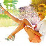 Lichtgewicht zomerschoentjes van Crocs