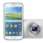 Samsung GALAXY K zoom; smartphone en selfiecamera in-een