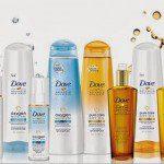 Dove nieuwe haarverzorgingsproducten; Advanced Hair Series