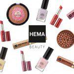 Zomer make-up bij HEMA