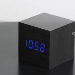 Gingko Cube Click wekker