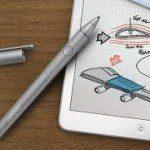 Bamboo Stylus Fineline, Pen voor iPad