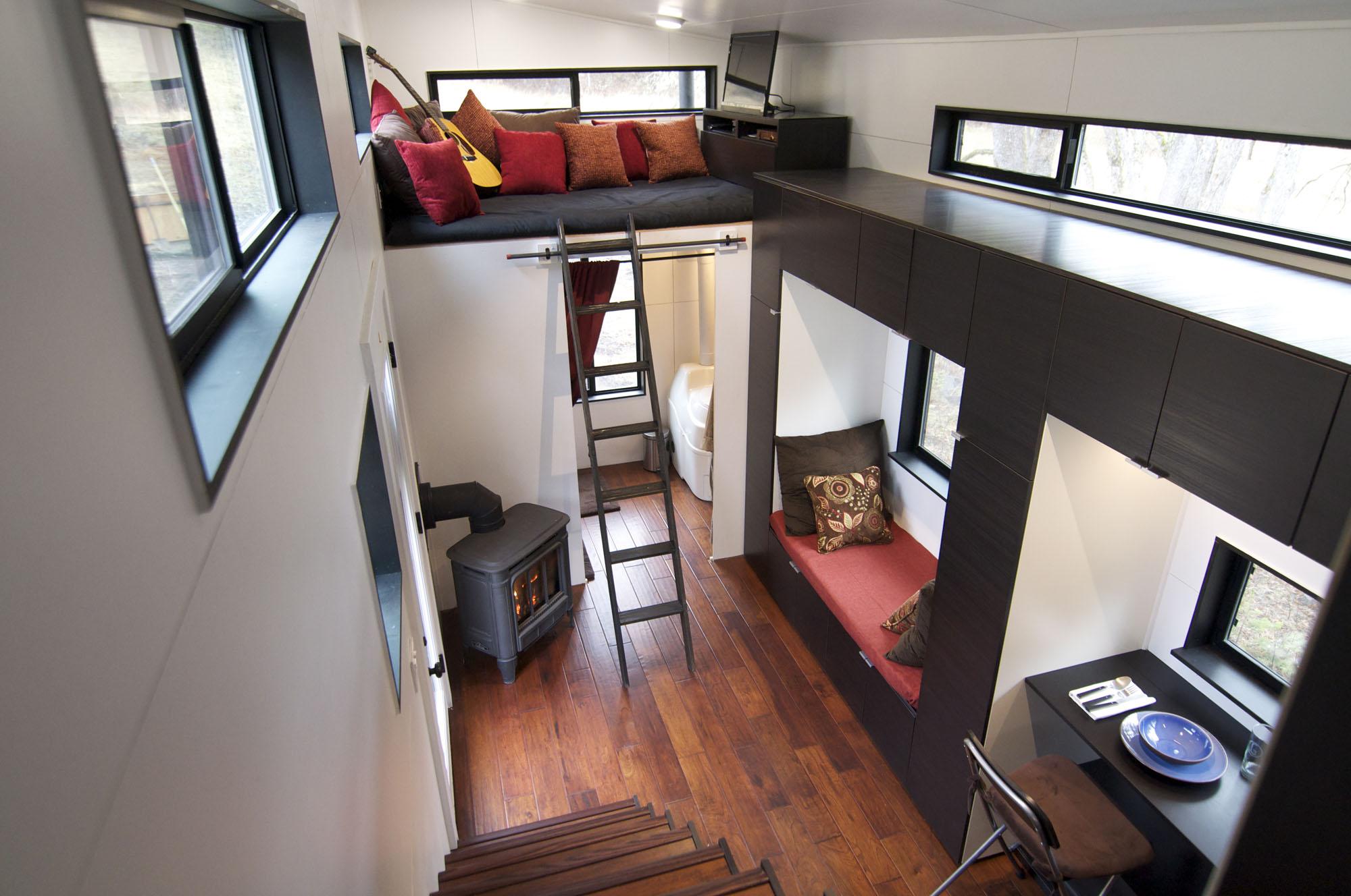 Wonderlijk Duurzaam huis bouwen en inrichten voor 25.000 euro - Lifestylelady.nl HS-04