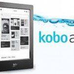 Nieuwe Kobo Aura H2O eReader