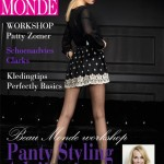 Oroblu Panty workshop