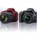 Nikon introduceert de Nikon D5500