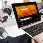Toshiba Satellite Click Mini, laptop en tablet in-een