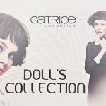 Limited Edition 'Doll's Collection' van CATRICE