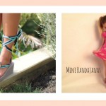 Nieuwe Bandajanas slipper, met sleehak