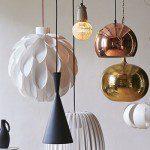 Hanglampen voor boven de eettafel