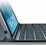 Test; Logitech toetsenbord voor iPad mini