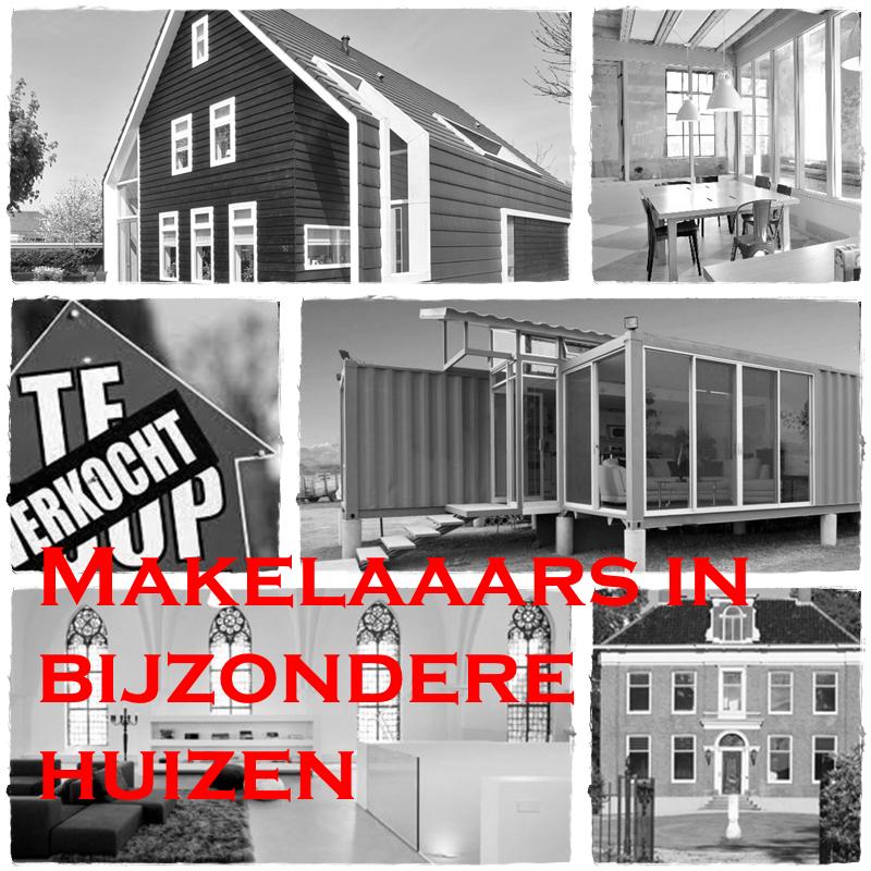 Makelaars in bijzondere huizen for Makelaar huizen