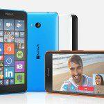 Microsoft Lumia 640 en Lumia 640 XL smartphone