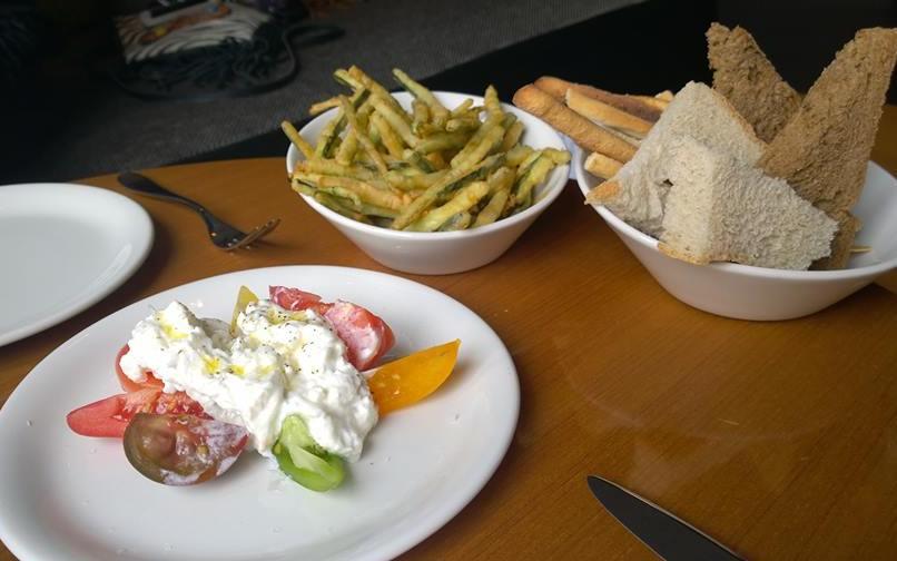 Lunch in Art'otel Amsterdam