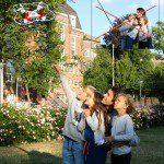 Maak je vakantiefoto's met de Focus Drone