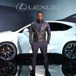 LEXUS werkt samen met will.i.am; #ThatPower