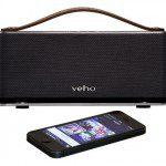 Test; Veho M6 360 Mode Retro Bluetooth Speaker