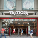 Opening TK Maxx winkels in Nederland