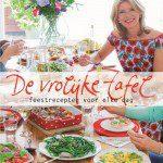 Sinterklaastip; kookboek De Vrolijke Tafel
