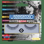 Win met Underground London Lashes een trip naar Londen