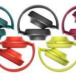 Test; Sony h.ear hoofdtelefoon
