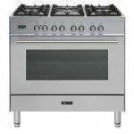 Nieuwe keuken; M-systems fornuis