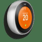 Test; Nest Thermostat 3e generatie