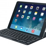 Test; Logitech Ultrathin Magnetic Clip-On Keyboard cover iPad Air