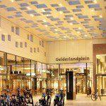 Gelderlandplein in Amsterdam-Zuid heropend
