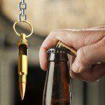 Vaderdag cadeautip: Bullet Bottle Opener
