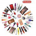 Kruidvat 1+1 gratis make-up actie