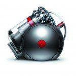Dyson Cinetic Big Ball TM stofzuiger zet zichzelf weer rechtop
